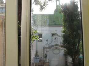1-bedroom apartament in center of Lviv