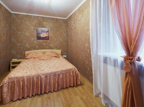 apartment in the central square of Lviv