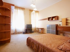 Budget apartment in the center of Lviv